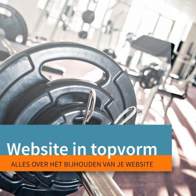 Website-in-topvorm